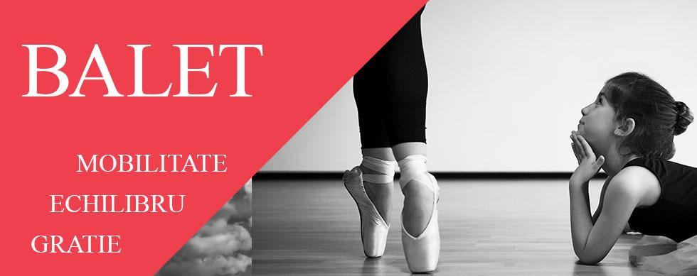 Cursuri balet Bucuresti