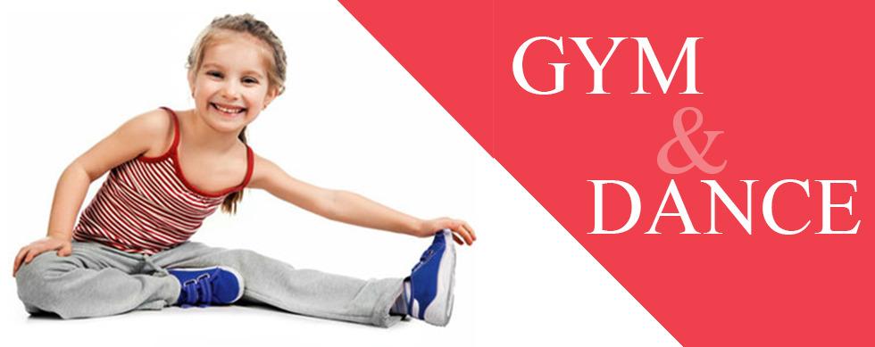 Cursuri de gimnastica si dans pentru copii